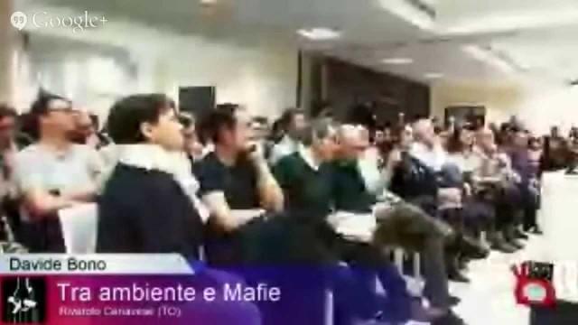 Bono, Ruocco Giarrusso, Airola, Busto: Tra ambiente e Mafie! 2/2