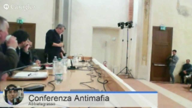 Conferenza Antimafia. Abbiategrasso – 27/02/2014