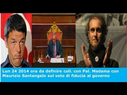 Fiducia a Renzi:Crimi,Airola,Taverna,Marton,Santangelo