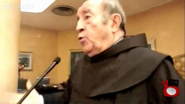 Intervento di Padre Quirino Salomone al convegno di Benevento