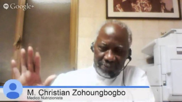 Intervista a Mathias Christian Zohoungbogbo 06/11/2013