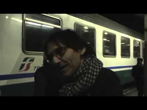 """Mario Lattanzio (GenoVirus) intervista """"on the road"""" Salvo Mandarà – Integrale. 01/12/2013"""