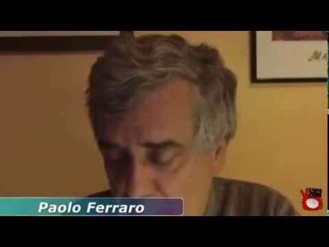 Paolo Ferraro si rivolge ai parlamentari 5 Stelle. 29/01/2014
