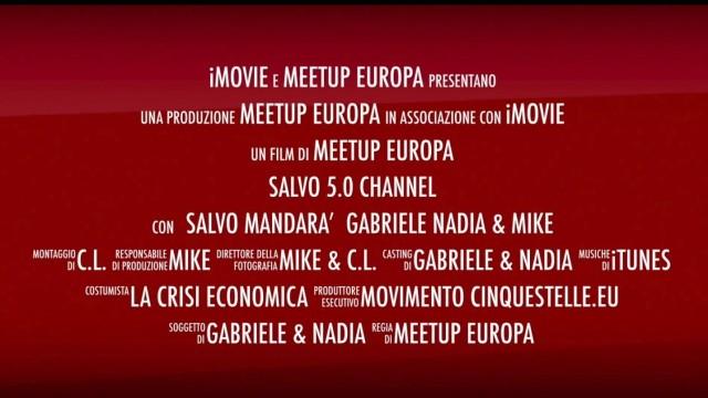 Presentazione progetto Salvo5.0 al Meetup Europa