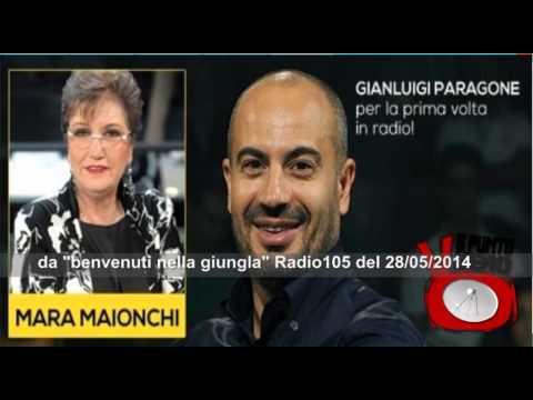 Salvo Mandarà su Bilderberg a Radio105 'Benvenuti nella Giungla' 28 maggio 2014