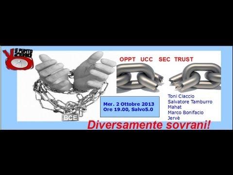 Salvo5.0. DIVERSAMENTE SOVRANI! 02/10/2013