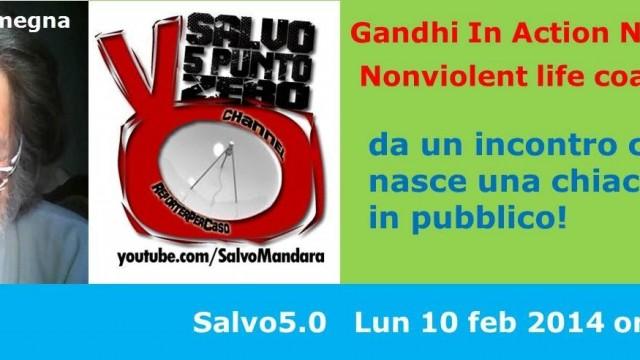 Salvo5.0. Intervista a Riccardo Gramegna. 10/02/2014