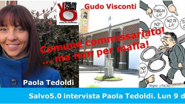 Salvo5.0 INTERVISTA PAOLA TEDOLDI. 09/12/2013