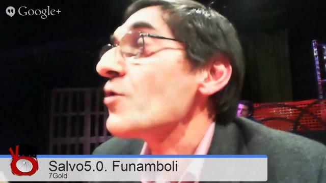 Salvo5.0 ospite di Funamboli