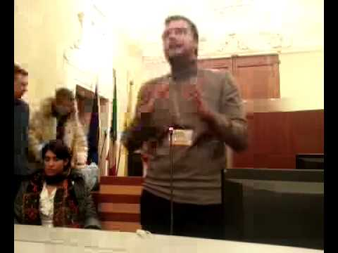 Tour zone terremotate Emilia: Soliera incontro con i cittadini