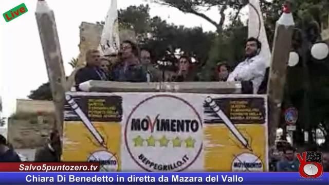 #VinciamoNoi Tour Mazara del Vallo 21/05/2014
