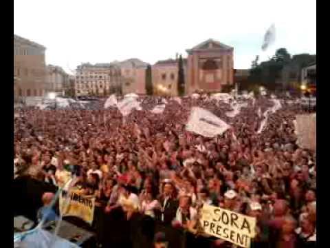 #VinciamoNoi Tour Roma