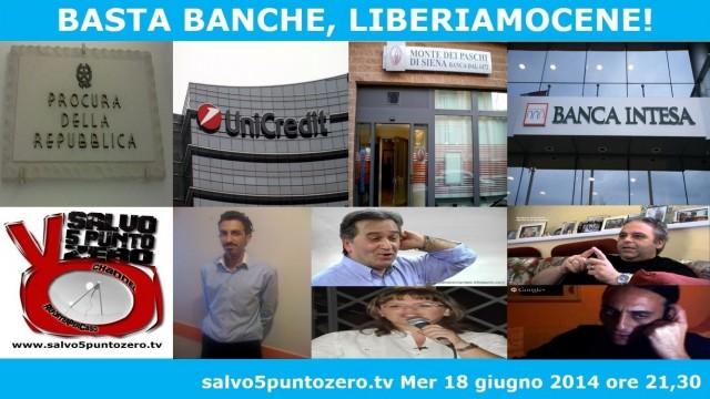Basta banche, liberiamocene!