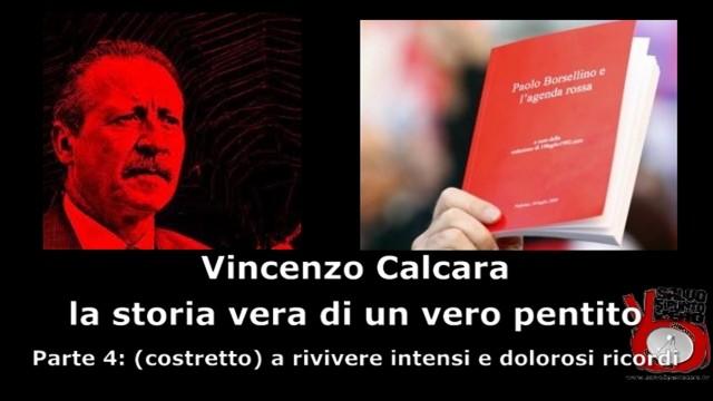 Intervista a Vincenzo Calcara. Parte 4°: (costretto) a rivivere intensi e dolorosi ricordi