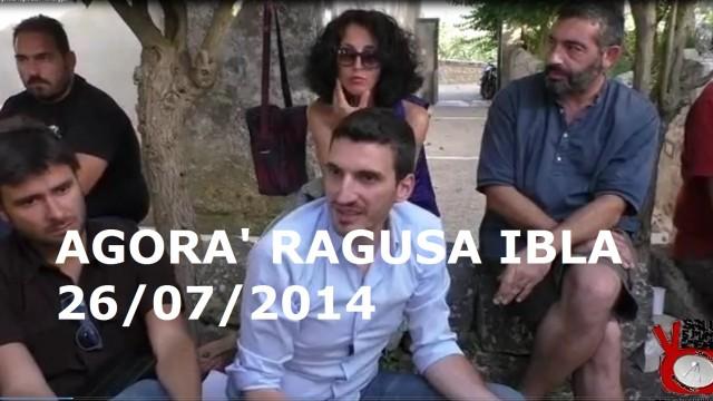 Agorà Ragusa Ibla 26/07/2014 pomeriggio