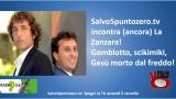 Salvo5puntozero incontra (ancora) La Zanzara! Gomblotto, scikimiki, Gesù morto dal freddo! 15/09/2014