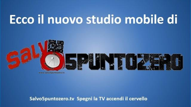 Tutorial: il nuovo studio mobile di Salvo5puntozero