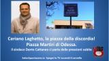 Ceriano Laghetto. Il sindaco Dante Cattaneo ci parla delle pressioni subite dalla prefettura e dall'ambasciata ucraina. 06/02/2015