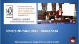 Riprendersi la sovranità – Pescara – Intervento di Marco Saba. 28/03/2015