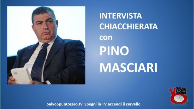 Intervista con Pino Masciari. Il Ministro dell'Interno e i Prefetti sono diretti responsabili di quello che mi succede! 02/04/2015