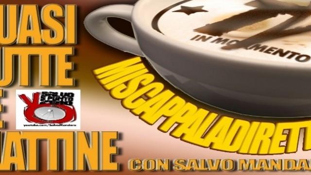 Miscappaladiretta speciale con Massimo Artini. 07/04/2013
