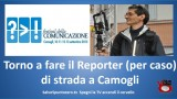 Camogli, Liguria. Interview in English with an Australian tourist about information and 9/11. 2015/09/12