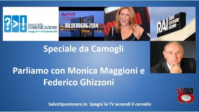 Camogli, Maggioni e Ghizzoni scappano come conigli di fronte alle domande scomode. 11/09/2015