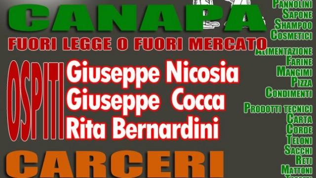 Canapa e carceri. 12/12/2012