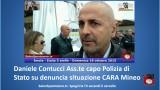 Daniele Contucci Ass.te capo Polizia di Stato su denuncia situazione CARA Mineo. #imola #italia5stelle.18/10/2015