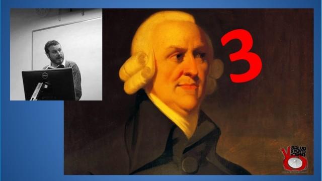 Cos'è il denaro di Daniele Pace. 31a Puntata. L'economia classica parte 3a. 16/11/2015