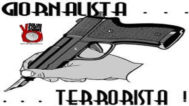 Miscappaladiretta 18/11/2015. I veri terroristi sono i giornalisti!