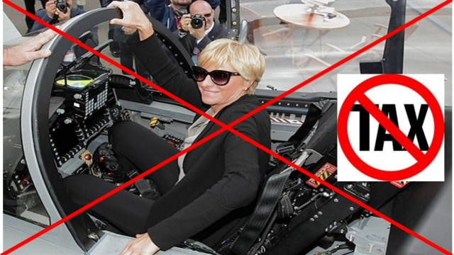 Basta Tasse! Basta Armi! Miscappaladiretta 23/11/2015