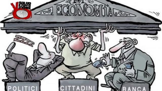 La truffa delle banche oltre ogni ragionevole dubbio! Con Marino Valentini e Marco Saba. 17/12/2015