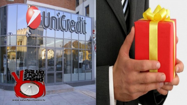 Uno STUPENDO regalo da Unicredit. Miscappaladiretta by night 25/12/2015