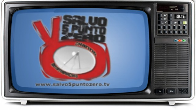 Salvo5puntozero va in TV! Miscappaladiretta 20/01/2016