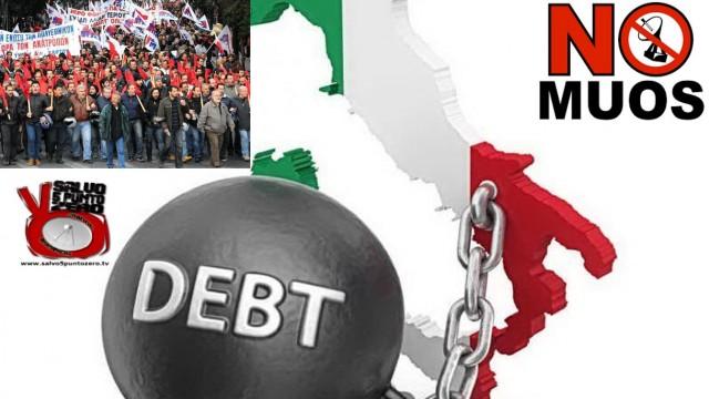 Friedman e il Debito, Grecia, Muos, Livorno, Unicredit! Miscappaladiretta 29/01/2016.