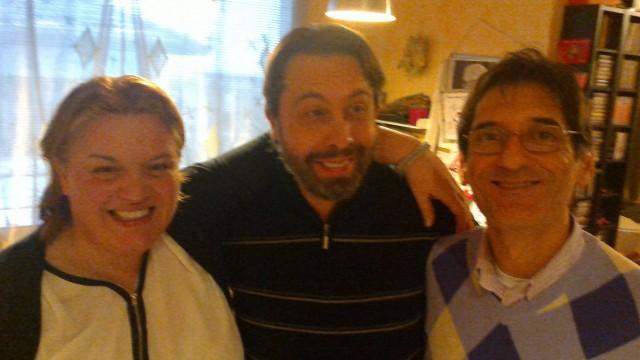 Miscappaladiretta flash con Rossella Fidanza e Giuseppe Quarta. 09/01/2016