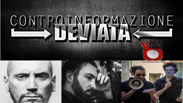Controinformazione deviata! Con Mason Massy James, Fulvio Venanzini, Roberto Scalisi. 10/02/2016