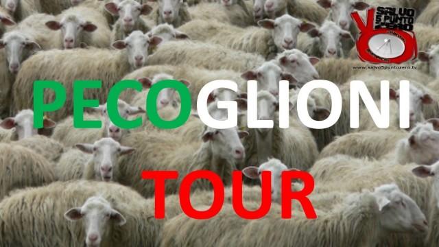 Pecoglioni TOUR! Miscappaladiretta 03/02/2016.