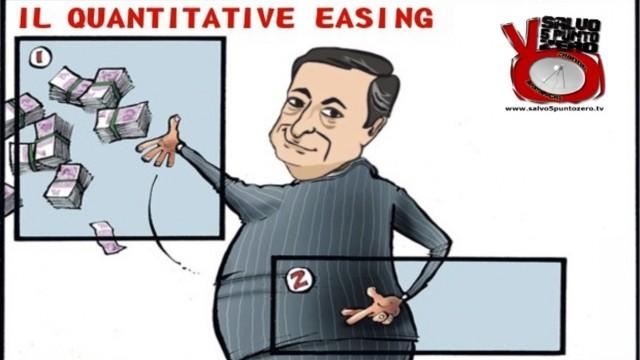 Quantitive easing? Ma de che? Miscappaladiretta 11/03/2016.