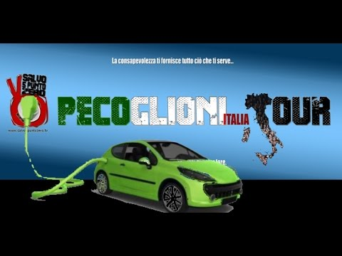 Pecoglioni Italia Tour e Canapa da Piazza San Babila. 20/04/2016