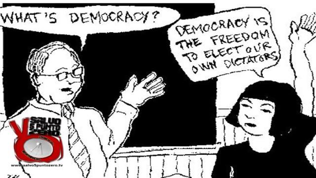 Vero o falso? Chi lo decide? E la chiamano democrazia! Miscappaladiretta 27/07/2016.