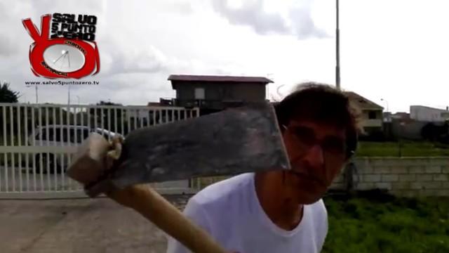 ZappaTuri: lavori in corso, Salvo zappa per lo studio di salvo5puntozero