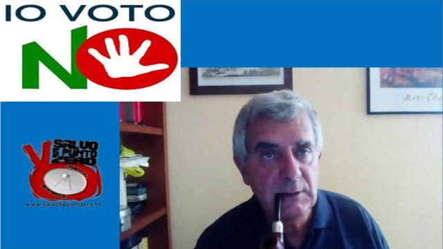 Un grande ritorno su Salvo5puntozero: Paolo Ferraro ci parla del Referendum. 30/11/2016