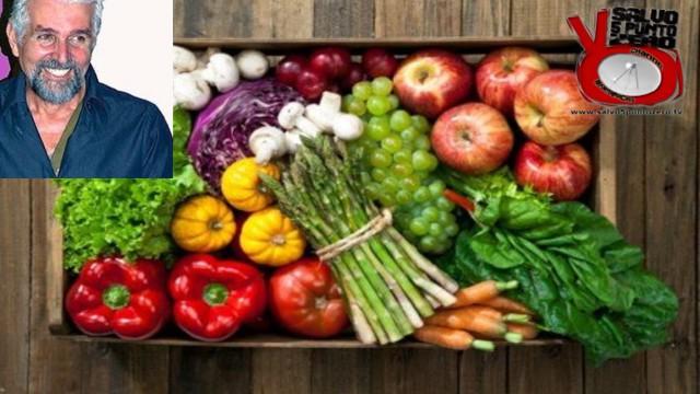 Alimentazione naturale, attenti alle bufale. Siamo alla frutta e verdura con Giuseppe Cocca. 5a Puntata. 22/11/2016