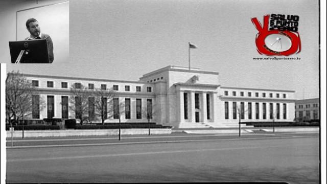 La nascita della Federal Reserve. Cos'è il denaro di Daniele Pace. 52a Puntata. 19/12/2016