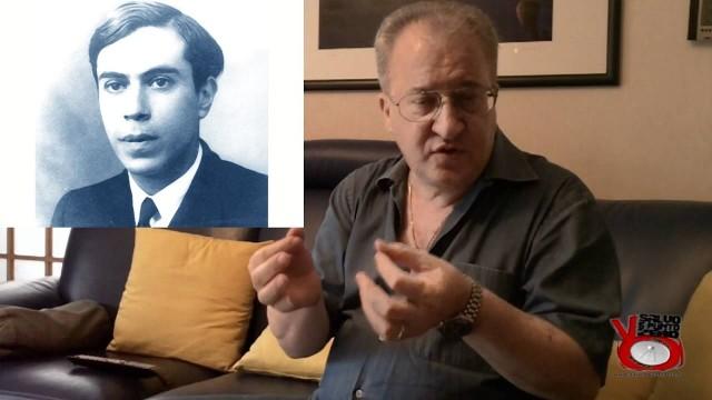 Vita e morte di un genio assoluto! Con Rino Di Stefano, parliamo di Ettore Majorana. 20/01/2017.