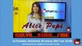 Salvo…buon…fine con Alice Pepi. 1a Puntata. Domenica 26 marzo ore 19.00
