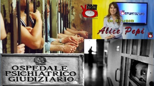 Contro la 'morte dentro' nelle carceri e OPG: SBF: Salvo…Buon…Fine di Alice Pepi. 3a Puntata. 09/04/2017