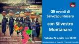 Gli eventi di Salvo5puntozero: migranti e perdita di sovranità con Silvestro Montanaro. 22/04/2017